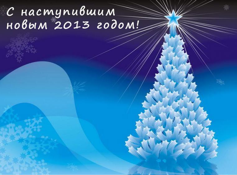 новость 2013