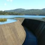 Плотина в Новой Зеландии